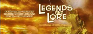 Legend cover banner
