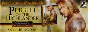 Plight of the Highlander Banner 851 x 315